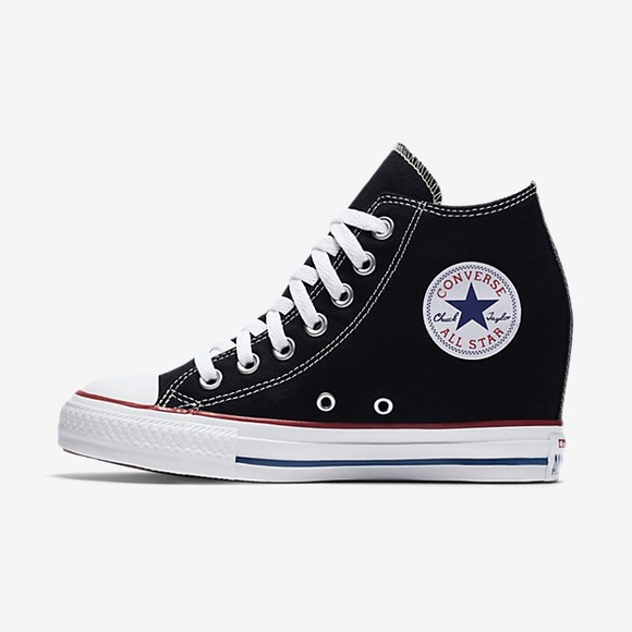 5632adc934a Converse Shoes - Converse Hidden Wedge Sneakers